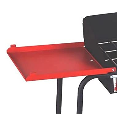 Camp Chef Folding Side Shelves LS60P - Fits Two Burner Stove Models EX60LW, EX60LWC, EX60P, EX60PP, EX60LWF, EX90LW, EX170LW, EX280LW, YK60LW, YK60LWC12, DB60D, CT32LW, EX60B, EX90LWB