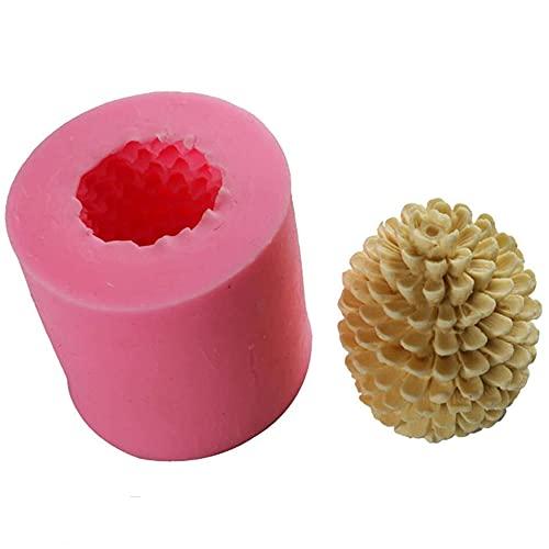 3D-Kerzenform, Tannenzapfenform,...