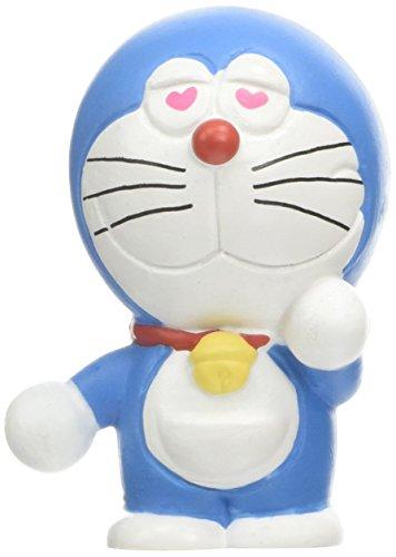 Topper- Figura Doraemon Corazones, (Comansi 97020)