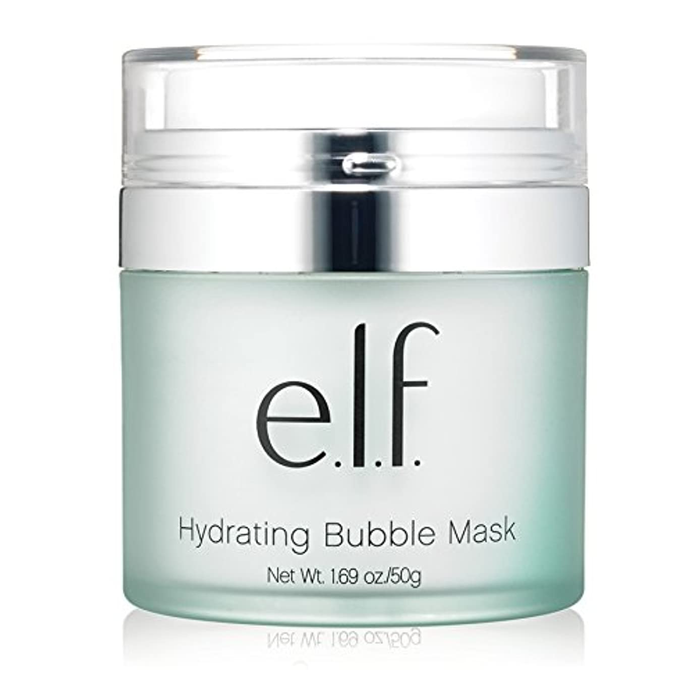 歌成功前にe.l.f. Hydrating Bubble Mask (並行輸入品)