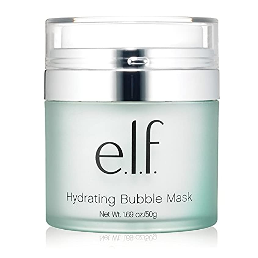 幹許す有効e.l.f. Hydrating Bubble Mask (並行輸入品)