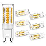 G9 LED Light Bulb 4W Equivalent 40W Halogen...