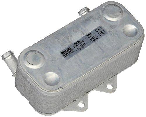 Nissens 90781 Radiateur d'huile de moteur