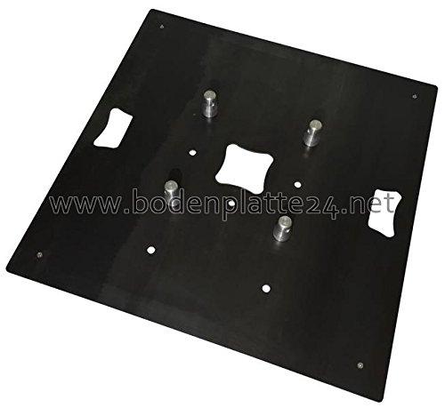 Traversen Truss Fuß Bodenplatte Base Plate Baseplate 80 x 80 cm 30 kg 3 4 Punkt
