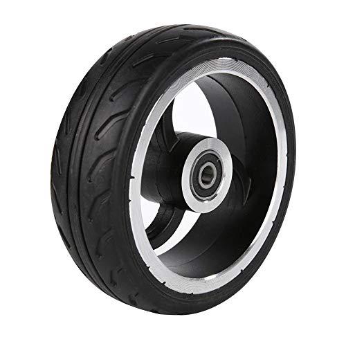DEWIN Scooter Tire - Elektroroller Reifen 5,5 Zoll langlebig solide Hinterrad Roller Zubehör for Mini Folding Elektroroller