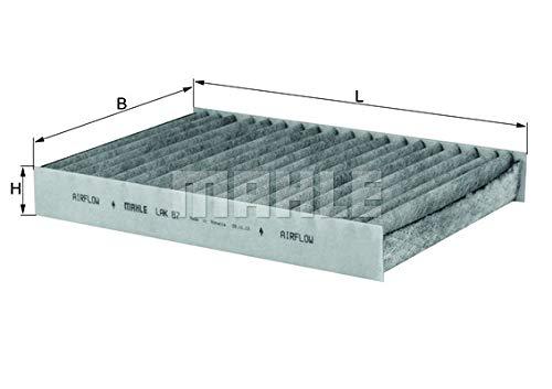Mahle Knecht LAK 87 Filter, Innenraumluft