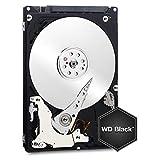 Western Digital 1TB WD Black Performance Mobile Hard Drive - 7200 RPM Class, SATA 6 Gb/s, , 32 MB Cache, 2.5' - WD10JPLX (Old Version)
