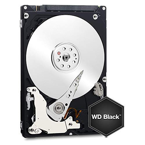 Western Digital WD10JPLX - 1 TB 2.5 Inch internal hard drive, black