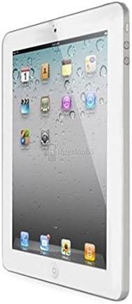 Apple iPad 2 MC981LL/A Tablet (64GB, Wifi, White) 2nd Generation (Renewed)