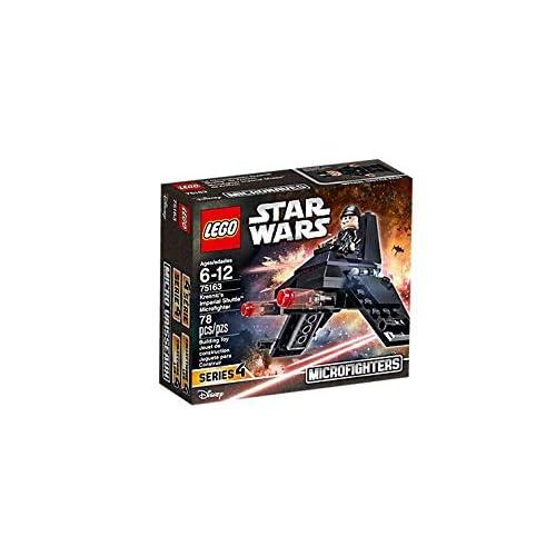 LEGO - 75163 - Star Wars - Jeu de Construction - Microvaisseau Imperial Shuttle de Krennic
