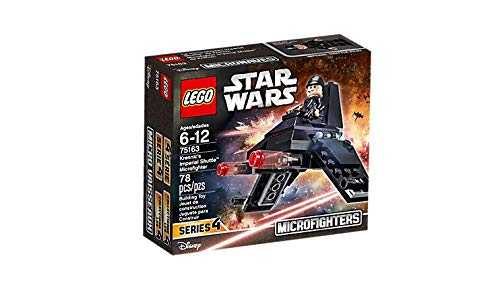 LEGO- Star Wars Microfighters Krennic's Imperial Shuttle, Series, 75163