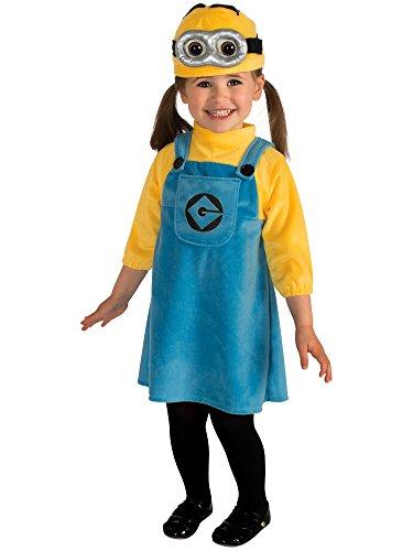 Rubie's 3886440 - Female Minion - Kostüme für Baby, Toddler