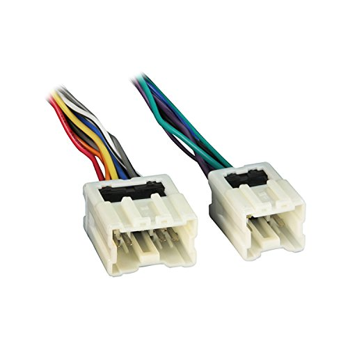 Metra 70-7550 Wiring Harness for Select 1990-2005 Nissan/Infiniti Vehicles
