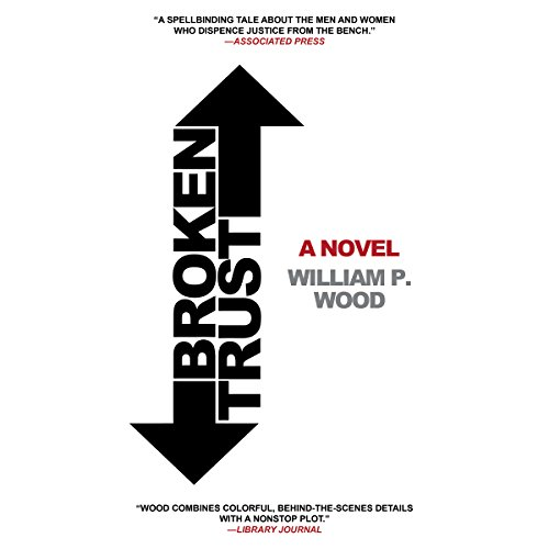 Broken Trust audiobook cover art