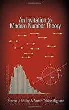 Best an invitation to modern number theory Reviews
