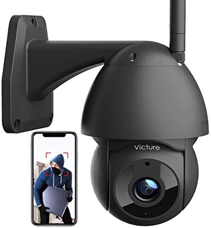 Security Camera Outdoor Victure 1080P WiFi Home Security Camera with Pan Tilt 360 View Night product image