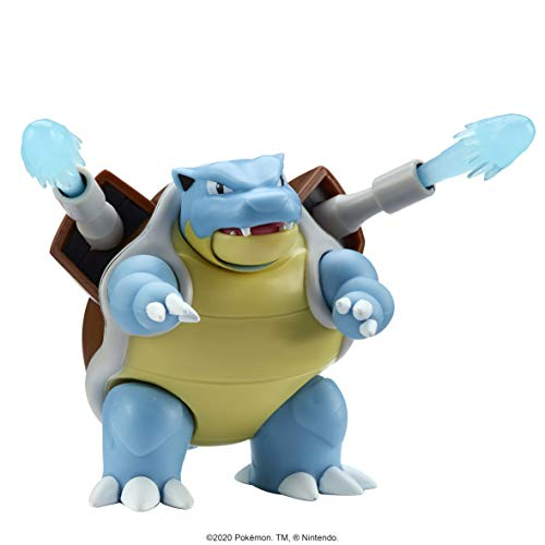 Pokémon 4.5' Battle Feature Figure - Blastoise