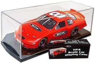 (4) BCW 1/24 Scale Die Cast Car Display Case Holders