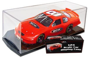 bcw 1 24 scale car display case - 2