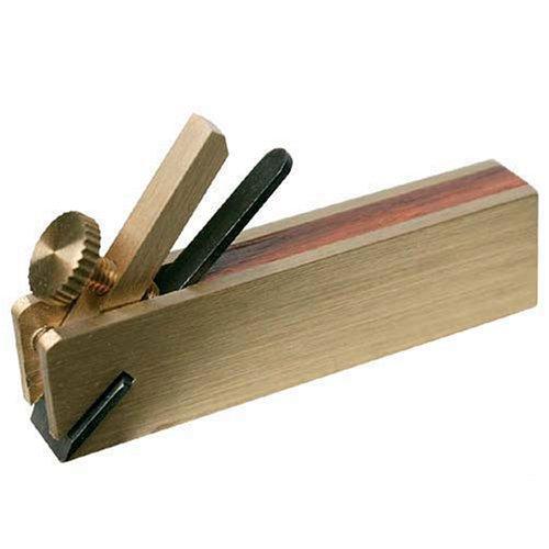 Silverline 456938 - Mini cepillo de carpintero con cuchilla frontal (72 mm)