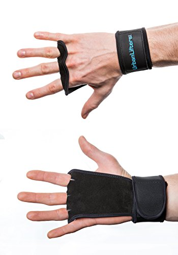 Hand Grips - Crossfit/Weightlifting/Gym - Urban Lifters (L)