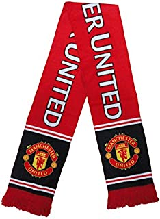 Qzlclub Football Club Soccer Team Scarf Fans Double Sided Scarf Souvenir Accessory