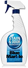 Blue Marble Stain & Odor Remover is Professional Strength, Eliminates Urine, Feces and Other Organic Stains & Stink Using Natural Enzyme Power. Great For Dogs, Cats, Pets, People and Other Accidents.