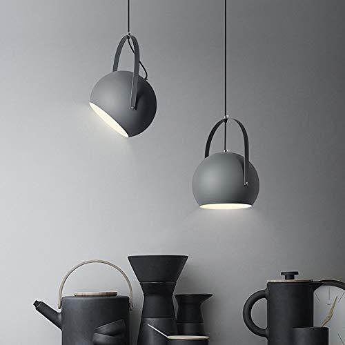 Stella Fella LED-Teekanne-Deckenleuchte-Aluminium-Leuchter-Blau-Grau-Rosa-Gelb-warmes Licht, Das Wohnzimmer-Studien-Schlafzimmer-Korridor-Balkon-modernes Minimalistisches Macarons Speist luxuriös