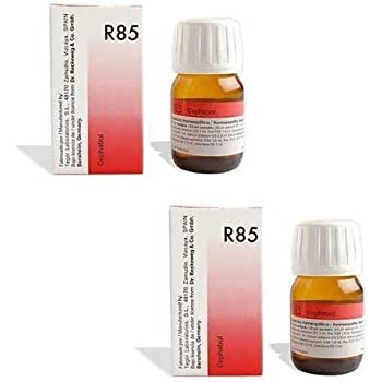Amazon.com: 3 x Dr. Reckeweg - Homeopathic Medicine - R85 - High Blood  Pressure Drops.: Health & Personal Care