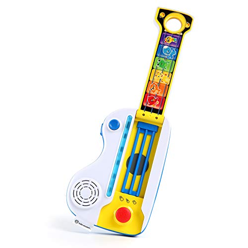 Buy Cheap Baby Einstein Flip & Riff Keytar Musical Guitar and Piano Toddler Toy with Lights and Melo...