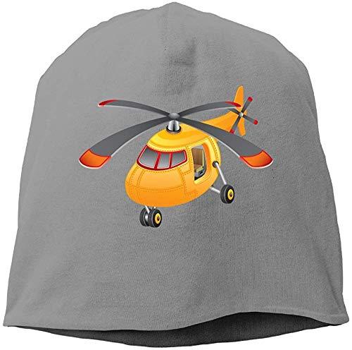 RROOT Helikopter-Hut aus Wolle, für Unisex