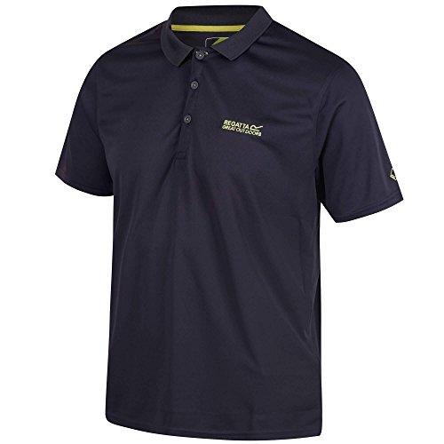 Regatta Maverick IV Poloshirt für Herren,Grau(Seal Grey),L