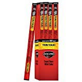 Jack Link's Beef Snack Sticks, Teriyaki, 1.5 oz., 24 Count – Great Protein Snack, Meat Stick with 8g of Protein, Made with 100% Premium Beef, No Added MSG