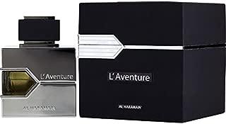 L'aventure by Al Haramain Eau De Parfum Spray 3.3 oz