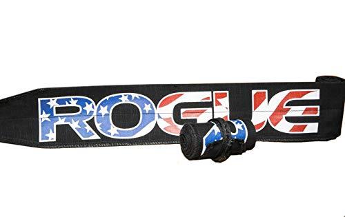 ROGUE FITNESS ローグ リストラップ 手首固定 ペア 長さ89cm×幅7.3cm (USA) [並行輸入品]