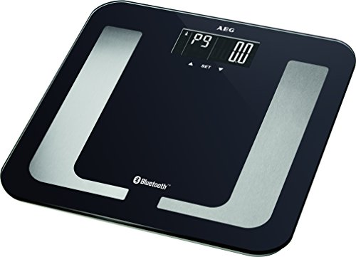 AEG 520666 Personal Scales PW 5653 Black