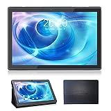 Tablette 10 Pouces avec étui Android 10 tablettes 3 Go de RAM 32 Go de Stockage, processeur...