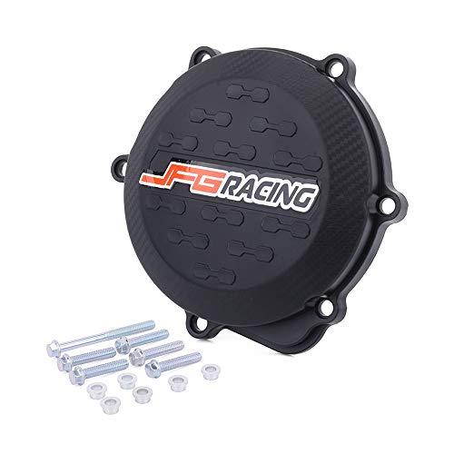JFG Racing Protection d'embrayage pour Moteur h.o.n.d.a CRF250R 2010 2011 2012 2013 2014 2015 2016 2017