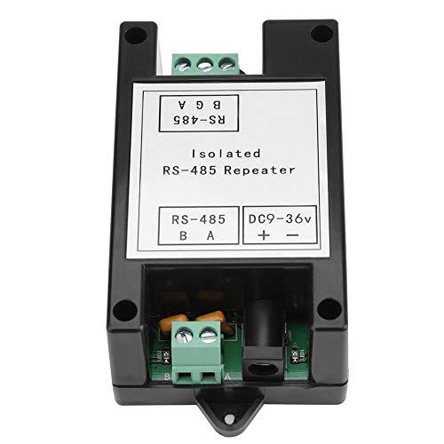 Natruss 1-teiliger Signal-Repeater in Industriequalität, isolierter Signalverstärker, hochwertiger professioneller DC-RS-485-Repeater, elektrische Isolation für die Industrie