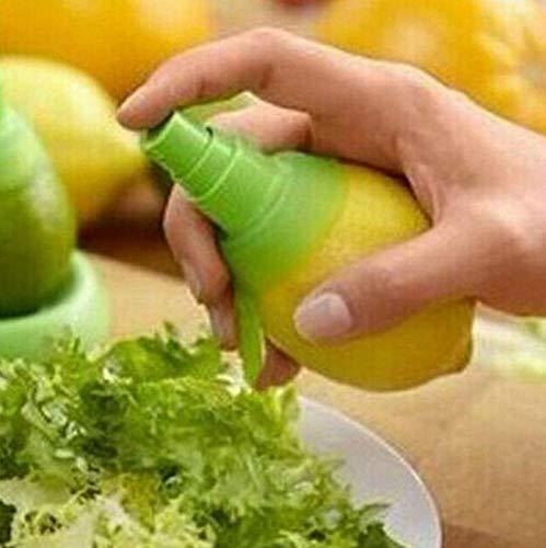 Manual de 1PC exprimidor de Naranjas Limón exprimidores de Fruta Lemorange Herramienta Citrus Spray...