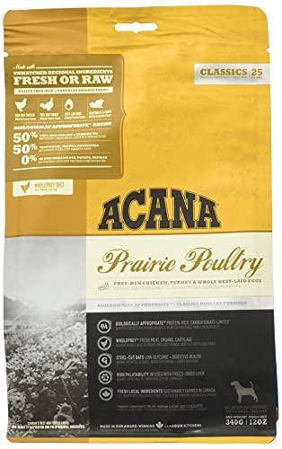 Acana Classics Prairie Poultry Chien - Paquet d'essai - 340 g
