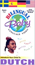 Bilingual Baby, DUTCH, Vol 9 VHS