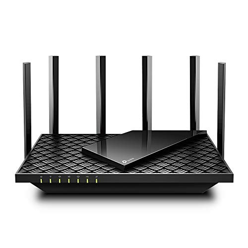 TP-Link WiFi ルーター WiFi6 PS5 対応 無線LAN 11ax AX5400 4804 Mbps (5 GHz) + 574 Mbps (2.4 GHz) OneMesh対応 メーカー保証3年 Archer AX73/A