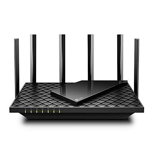 TP-Link WiFi Wi-Fi6 無線LAN ルーター デュアルバンド 4804 Mbps (5 GHz) + 574 Mbps (2.4 GHz) ルーター OneMesh対応 3年保証 Archer AX73/A