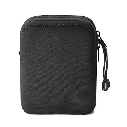 Fangfeen Tragbare Lautsprecher Lagerung So& Box-Schutzhülle Ersatz Tasche Davor schützen, für B und O BeoPlay P6 Bluetooth Lautsprecher