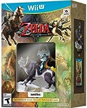 The Legend of Zelda Twilight Princess HD + amiibo Wii U ゼルダの伝説トワイライトプリンセスHD+ amiiboフィギュア英語北米版 [並行輸入品]