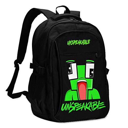 Unspeakable Backpack Laptop & Tablet Fashion Travel 15-Inch...
