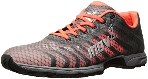 Inov-8 Women's F-Lite 195 V2 Sneaker, Grey/Coral, W7 C US