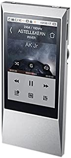 Astell&Kern AK Jr High Resolution Audio Player - Aluminium