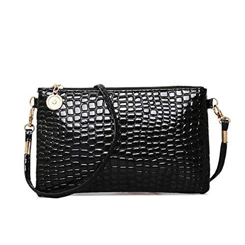 Oinna Bolsos de hombro para mujer, bolso cruzado ligero, bolso cruzado para mujer, bolso de hombro informal, bolso de hombro para mujer, mochila impermeable, color, talla 20*12cm/7.87*4.72 IN